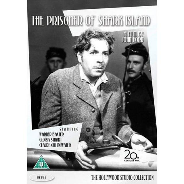 The Prisoner of Shark Island [DVD] [1936]